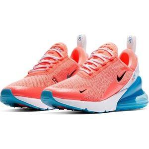 Nike Air Max 270 Sneakers | LAVA GLOW